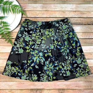 REI Floral Skirt size Large